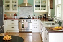 kitchen / by Rachell Hills-Nedrow