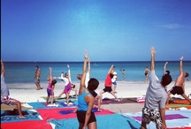 Beach Yoga 2013 / by Tropical Beach Resorts Siesta Key