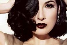dita von teese / my girl crush