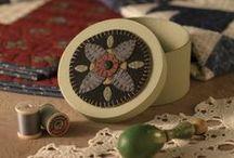 Wool felt crafts / by Carol Hinze Mundle