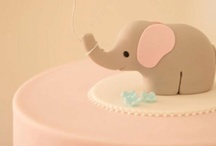 Elephant Shower Party / by Lemonade Moments - Invitations and Party Printables