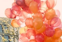 Peach Party / by Lemonade Moments - Invitations and Party Printables