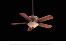 Ceiling and Paddle Fans / Once considered an afterthought to lighting design and overall home decor, ceiling fans have come to the forefront of home design. http://www.crescentharbor.com/inpaandcefa.html