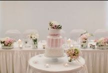 Wedding Cakes / Wedding cakes and desserts inspiration. Classic wedding cakes, wedding cake topper ideas, wedding lolly buffet, wedding dessert buffet, rustic wedding cakes, simple wedding cakes, unique wedding cakes.