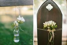 Wedding Ceremony decorations / Ceremony decoration ideas for weddings