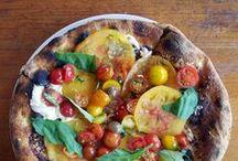 Food: Pasta, Pizza, & Flatbread