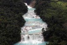 H2O / Water is the driving force in nature. - Leonardo DaVinci