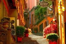 Places in Italy