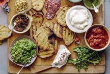 Food: Appetizers & Snacks / Recipes for healthy appetizers and snacks.  Ideas for tailgating,  parties,  and after school snacking