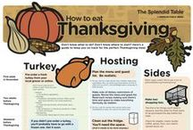 Thanksgiving Foods & More / Thanksgiving recipes, meal ideas, party planners, decorating ideas, and more