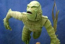 Creature from the Black Lagoon / by Kathy Sparks