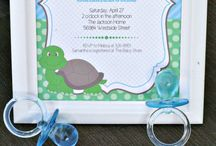 Baby Shower  / by Morgan Taylor