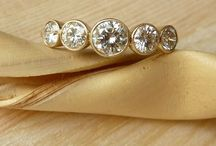 Rock of Ages / Bling galore: Solid gold, Diamonds and Pearls...
