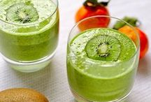 Healthy Smoothie Time (Recipes) / Easy, everyday smoothie recipes
