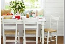 Dining rooms / by Colleen Allison