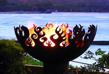 Fire Pits~ / All homes need a good fire pit! / by Sharon Roukes-Wilkin