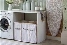 Laundry Rooms / by Colleen Allison