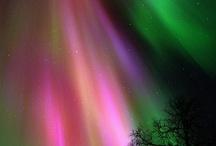 Beautiful flashing colors