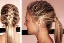 beauty (hair) / by Courtney Wisler