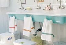 Kids/guests bathroom / by Colleen Allison