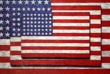 r e d. w h i t e. a n d. b l u e / Happy Independence Day! / by p h o e b e