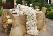 Party Tables & Ideas / by Elizabeth Mivelaz