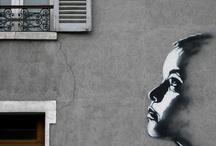 pinturas murales / by Sar Ilú