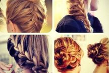 braids&hair / by karen fab