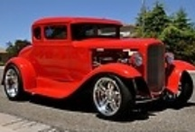 Sweet Old Cars/ Trucks