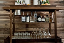 bar / wine cellars / by Jessica Fendler