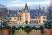 Biltmore House, Asheville, NC / the most Magical Home in the U.S.  / by Lori Glenn