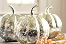    Hallows Eve    / Halloween decor & ideas