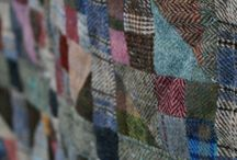 quilts - wool