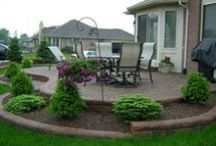 Backyard-Patio Ideas / For the Patio / by Linda Finni