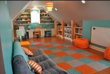 Home-Attic / Idea's & Tips   / by Linda Finni