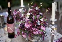 Home-Table Floral's / Table Floral Arrangements Idea's / by Linda Finni