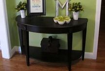 Home-Entryway / Inviting & Welcoming Entry to your Home. / by Linda Finni
