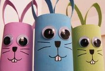 Easter / Crafts-Recipes-Home decorationg / by Susan Kennedy