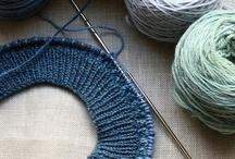 Crafts: Knit / Crochet / Knit / Crochet / by Molly Howard Ison