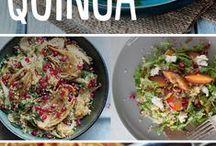 Quinoa / by Molly Howard Ison