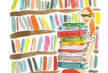always room for books / by Jennifer Holappa Bell