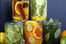 Homemade Solutions  / Great recipes & tips - more effective, less expensive & safer to use.  Go green! / by Tracy Johnson