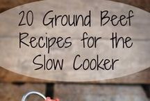 Crockpot Cooking / (**Indicates recipes I've tried**) / by Tracy Johnson