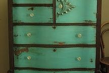 Furniture Redo's / by Tracy Johnson