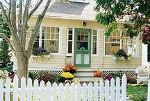 small houses / by Cheryl Davis