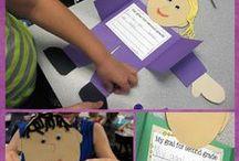 teaching ideas / by Julie Raney