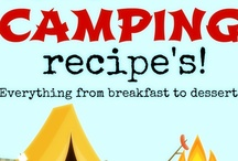 Camping / by Tracy Johnson
