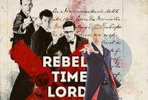 "Doctor Who Obsession / ""Fantastic!"" ""Allons-y!"" ""Geronimo!""  / by Elizabeth Westover"