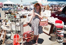 Flea Market Girl / Incurable collector of old things!  Love the Flea Markets, Antique & Junk Shops, Garage & Yard Sales & finding a treasure or bargin!! / by Mary-Ellen
