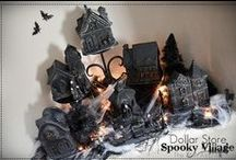 Halloween Crafts & Decorations / Spooky crafting and home decor!